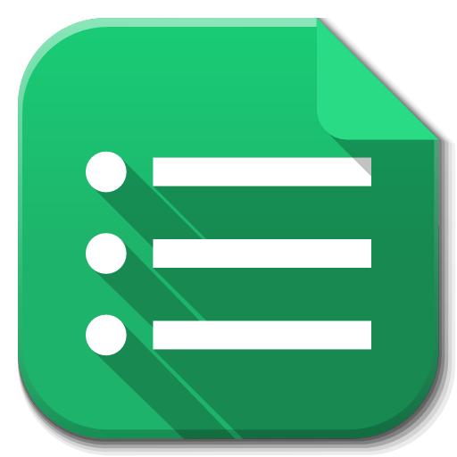 Apps Google Drive Forms icon