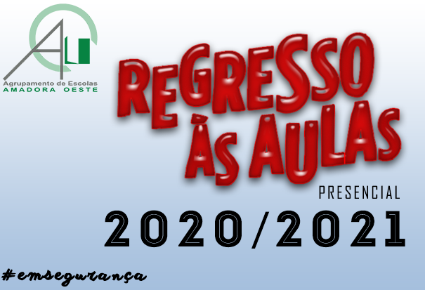 Regresso as aulas 20 21