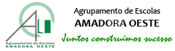 Logo of Moodle do Agrupamento de Escolas de Amadora Oeste